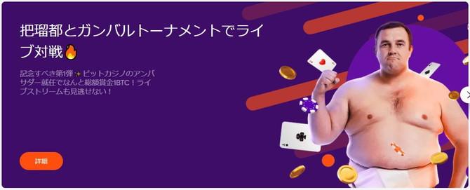 把瑠都さんのビットコインカジノBitCasino.io(登録→遊び方◆完全マニュアル+検証) オンラインカジノ ビットコインで楽しむ